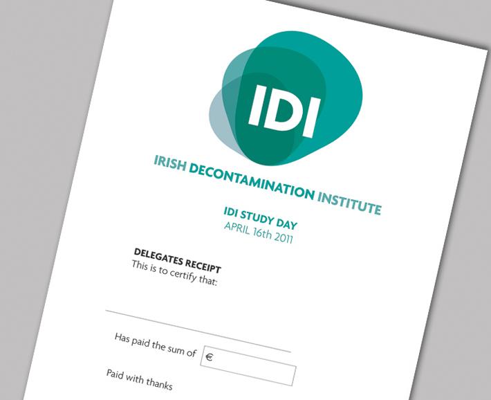 IDI receipt